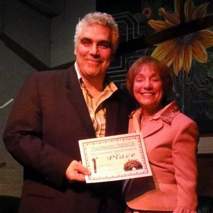 Pietro di Benedetto - English Toastmasters speech winner